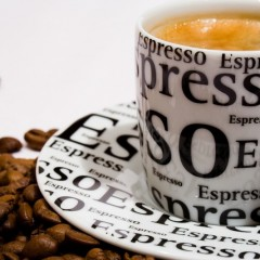 About Espresso coffee