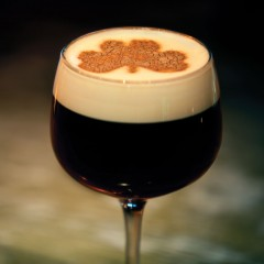 About Irish coffee